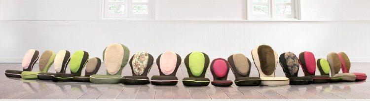 プロイデア 背筋がGUUUN 美姿勢座椅子シリーズ